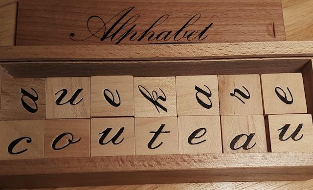 plumier alphabet