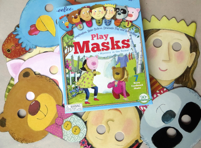 boite masques