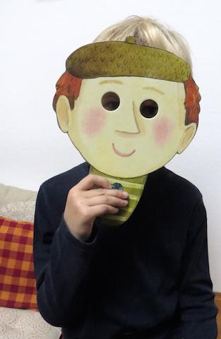 masque garcon