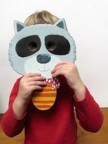 masque raton