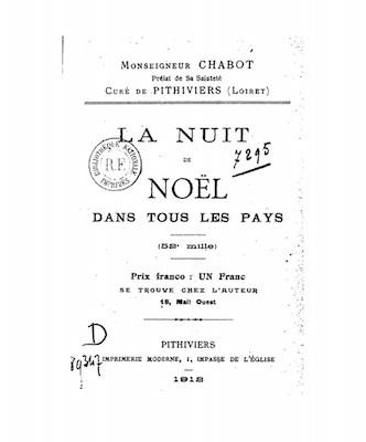 brochure chabot