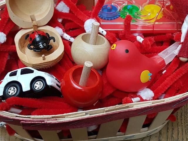 jouets surprises