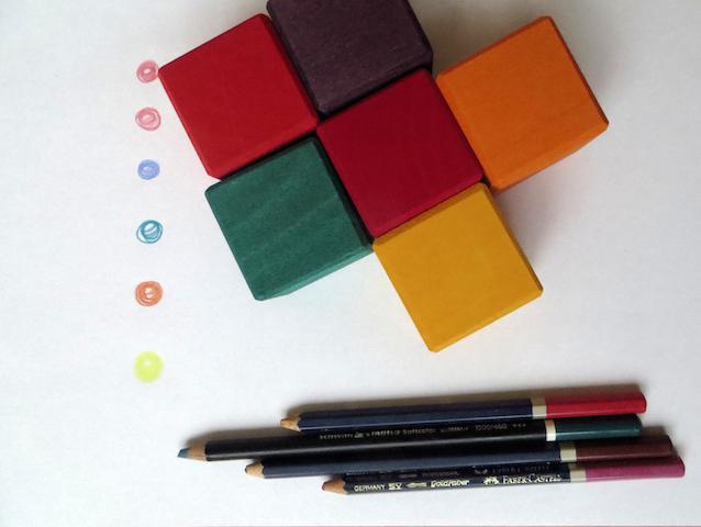 maths cubes