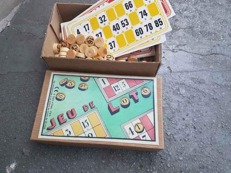 jeu de loto