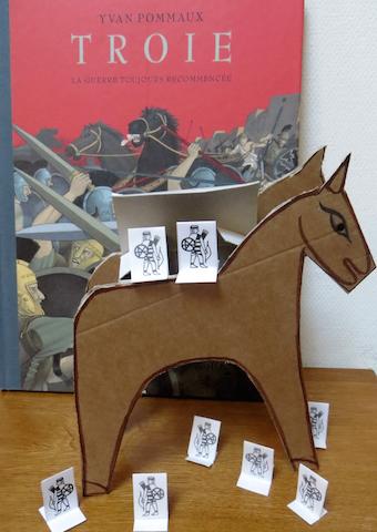 cheval et persos