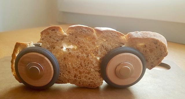 voiture pain